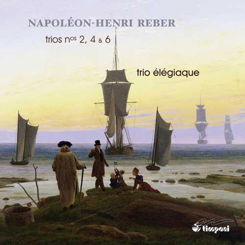 Reber – Trois trios (2,4,6)