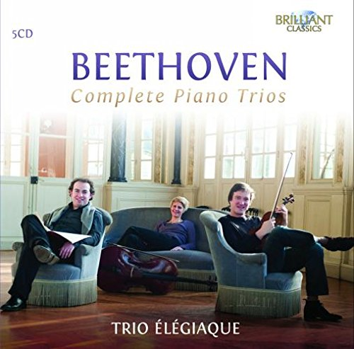 Beethoven – Trios avec piano (Intégrale)
