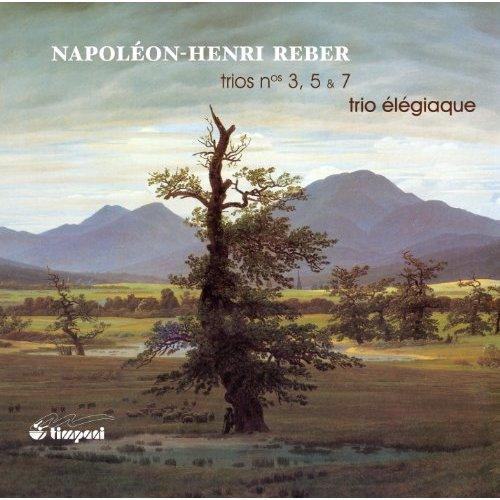 Reber – Trois trios (3,5,7)