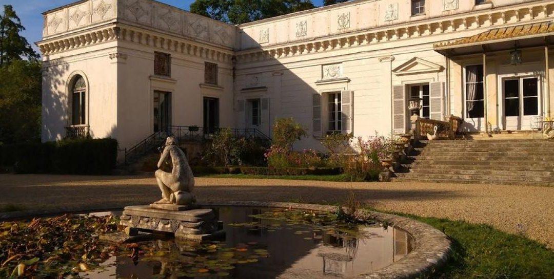Brumes du Nord au Château de la Petite Malmaison – Novembre 2019